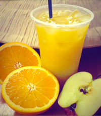 Apple & Orange Juice