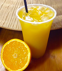 Freshly Squeeze Orange Juice